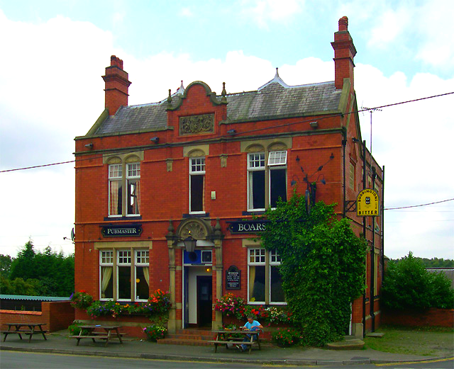 Boars Head Pub